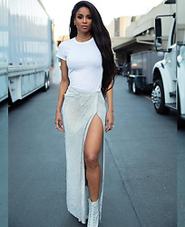"""Ciara releases a photo on Instagram with the following caption: """"Good Vibes. #NewYearsEve Party."""". Photo Credit: Instagram *** No USA Distribution *** For Editorial Use Only *** Not to be Published in Books or Photo Books ***  Please note: Fees charged by the agency are for the agency's services only, and do not, nor are they intended to, convey to the user any ownership of Copyright or License in the material. The agency does not claim any ownership including but not limited to Copyright or License in the attached material. By publishing this material you expressly agree to indemnify and to hold the agency and its directors, shareholders and employees harmless from any loss, claims, damages, demands, expenses (including legal fees), or any causes of action or allegation against the agency arising out of or connected in any way with publication of the material."""