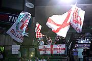 DESCRIZIONE : Treviso Lega A 2011-12 Benetton Treviso EA7 Emporio Armani Milano<br /> GIOCATORE : tifosi ea7 emporio armani milano<br /> SQUADRA : Benetton Treviso EA7 Emporio Armani Milano<br /> EVENTO : Campionato Lega A 2011-2012 <br /> GARA : Benetton Treviso EA7 Emporio Armani Milano<br /> DATA : 02/05/2012<br /> CATEGORIA : Tifosi<br /> SPORT : Pallacanestro <br /> AUTORE : Agenzia Ciamillo-Castoria/G.Contessa<br /> Galleria : Lega Basket A 2011-2012 <br /> Fotonotizia : Treviso Lega A 2011-12 Benetton Treviso EA7 Emporio Armani Milano<br /> Predfinita :