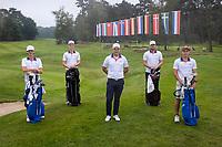 HILVERSUM -  Team CZECH REPUBLIC / TSJECHIE.  ELTK Golf  2020 The Dutch Golf Federation (NGF), The European Golf Federation (EGA) and the Hilversumsche Golf Club will organize Team European Championships for men.  COPYRIGHT KOEN SUYK