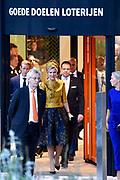 Koningin Maxima opent nieuw duurzaam gerenoveerde kantoor van de Goede Doelen Loterijen<br /> <br /> Queen Maxima opens new, sustainably renovated office of the Charity Lotteries<br /> <br /> Op de foto / On the photo:  Koningin Maxima / Queen Maxima