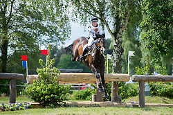 Keinki Franziska, (GER), Lancaster 149<br /> CIC3* Luhmuhlen 2015<br /> © Hippo Foto - Jon Stroud<br /> 20/06/15