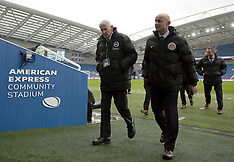 Brighton & Hove Albion v West Ham United - 03 February 2018
