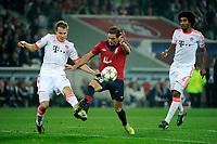 FOOTBALL - UEFA CHAMPIONS LEAGUE 2012/2013 - GROUP F - LILLE OSC v FC BAYERN MUNCHEN - 23/10/2012 - PHOTO JEAN MARIE HERVIO / REGAMEDIA / DPPI - NOLAN ROUX (LOSC) / HOLGER BADSTUBER (BAY)