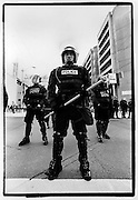 From series Faces of Dissent, 2003.