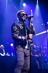 Usher and the Roots performs at the Montreux Jazz Festival, Switzerland on July 05, 2017. Photo by Loona/ABACAPRESS.COM