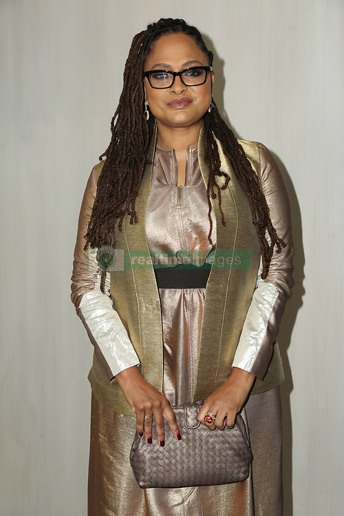Celebrities arrive at the Hammer Museum 15th Annual Gala in the Garden with Generous Support from Bottega Veneta on October 14, 2017 in Los Angeles, California. 14 Oct 2017 Pictured: Ava DuVernay. Photo credit: @parisamichelle / MEGA TheMegaAgency.com +1 888 505 6342