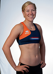Emma Piersma during the BTN photoshoot on 3 september 2020 in Den Haag.