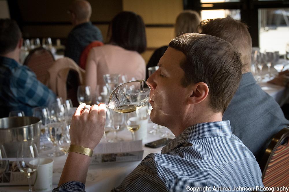 Oregon Chardonnay Celebration, Allison Inn, Newberg, Willamette Valley, Oregon
