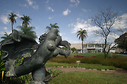 Fotos do Museu de arte da Pampulha para o Guia 4 Rodas, Belo Horizonte 2005