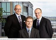 Group portrait of Laird Norton Wealth Management executives.