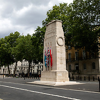 The Cenotaph monument;<br />