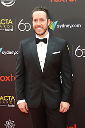 Celebrities arrive on the red carpet for the Australian Academy Cinema Television Arts (AACTA) Awards at The Star, Pyrmont. 05 Dec 2018 Pictured: William J Lee. Photo credit: Richard Milnes / MEGA TheMegaAgency.com +1 888 505 6342