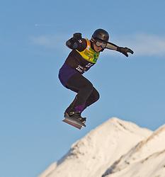 07.12.2010,AUT, Schlegelkopf, Lech am Arlberg, LG Snowboard, FIS Worldcup SBX, im Bild Jekowa Alexander, BUL, #23, EXPA Pictures © 2010, PhotoCredit: EXPA/ P. Rinderer