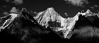 Gasherbrum Panorama from Concordia, Pakistan