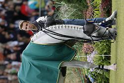 Cavalor Cumano and Martin<br /> World Equestrian Games Aachen 2006<br /> Photo © Hippo Foto