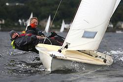 Marine Blast Regatta 2013 - Holy Loch SC<br /> <br /> Flying Fifteen, 3034, Nae Ffear, Iain Sinclair, Classic<br /> <br /> <br /> Credit: Marc Turner / PFM Pictures