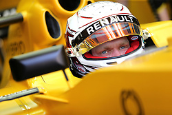Kevin Magnussen (DEN) Renault Sport F1 Team <br /> 11.11.2016. Formula 1 World Championship, Rd 20, Brazilian Grand Prix, Sao Paulo, Brazil, Practice Day.<br /> Copyright: Charniaux / XPB Images / action press