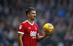 Nottingham Forest's Eric Lichaj