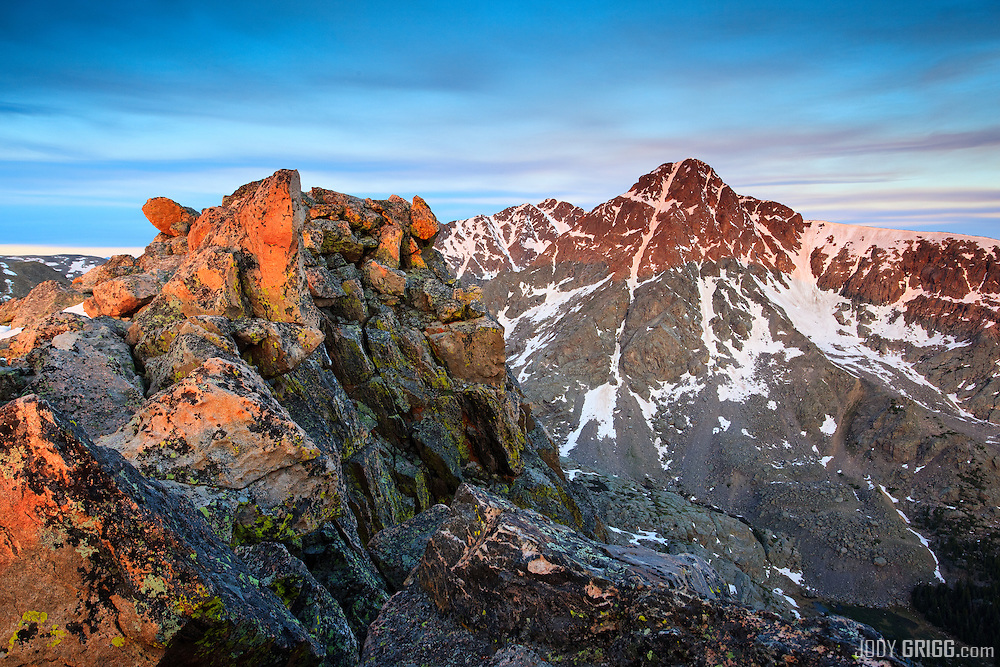 No description needed for this Colorado Fourteener 'Mount of the Holy Cross' 14,005ft. Colorado's 51st highest peak.