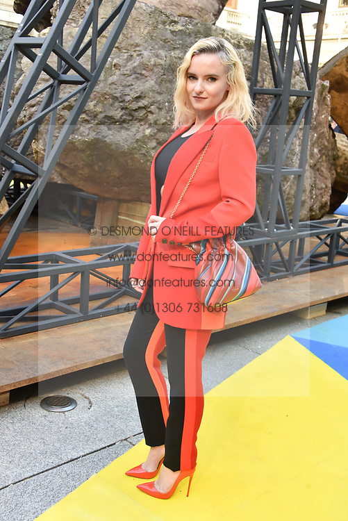 Grace Chatto at the Royal Academy Of Arts Summer Exhibition Preview Party 2018 held at The Royal Academy, Burlington House, Piccadilly, London, England. 06 June 2018.