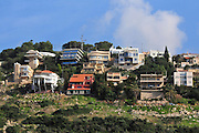 Israel, Carmel Mountain, Zikhron Ya'akov