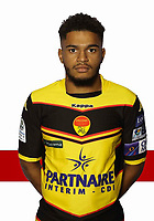 Denis Will Poha during Photoshooting of Orleans for new season 2017/2018 on September 27, 2017 in Reims, France.<br /> Photo : Icon Sport