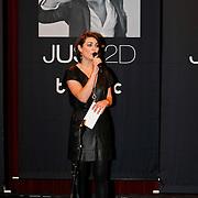 NLD/Amsterdam/20101013 -Tassenveiling Jurgen Hoskens voor Bagsac en Sandra Reemer Foundation, Kim Lian van der Meij