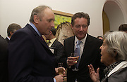 Paul Dacre and  Piers Morgan. U.K. Press Gazette's 40 th birthday. National Portrait Gallery. London.   November 22 November 2005. ONE TIME USE ONLY - DO NOT ARCHIVE  © Copyright Photograph by Dafydd Jones 66 Stockwell Park Rd. London SW9 0DA Tel 020 7733 0108 www.dafjones.com