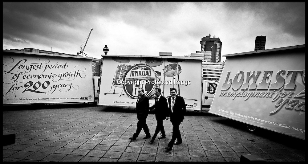 Labour launch new posters Pa Photo ZAndrew Parsons