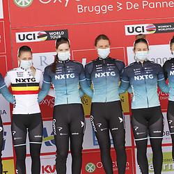 25-03-2021: Wielrennen: Classic Brugge - De Panne Women: De Panne<br /><br />NextG