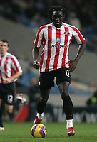 Photo: Paul Thomas/Sportsbeat Images.<br /> Manchester City v Sunderland. The FA Barclays Premiership. 05/11/2007.<br /> <br /> Sunderland's Kenwyne Jones.