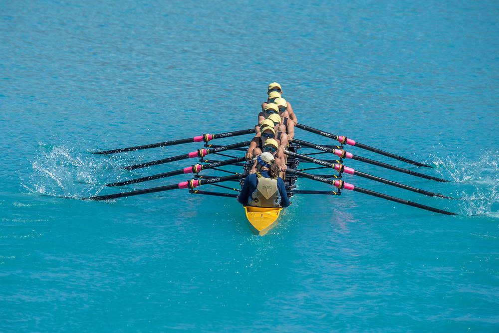 Crews race the SICC on Saturday 2 February  2019,Lake Ruataniwha, Twizel<br /> <br /> © Copyright photo Steve McArthur / @RowingCelebration   www.rowingcelebration.com