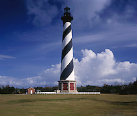 AA05839-01...NORTH CAROLINA - Cape Hatteras Lighthouse on the Outer Banks in Cape Hatteras National Seashore.