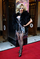 Alyssa Edwards at the  'Alyssa, Memoirs of a Queen' gala performance, Vaudeville Theatre, The Strand, London, UK - 10 Jun 2021 photo by Roger Alarcon