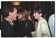 Ghislaine Maxwell, China Ball. London. 21 June 1997