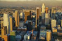 Downtown LA & San Gabriel Mountains