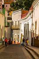 Street scene, Guanajuato, Mexico