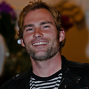 NLD/Amsterdam/20090116 - Photocall acteur Seann William Scott, hoofdrolspelers van de film Role Models