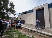 """FREESPACE - 16th Venice Architecture Biennale. Austria, """"Thoughts Form Matter"""". Opening speech by Minister of Culture Gernot Blümel."""