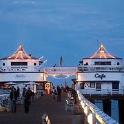 Malibu Pier Setting