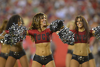 Aug. 28, 2014: Tampa Bay Buccaneers cheerleaders during the preseason NFL American Football Herren USA game between the Washington Redskins and the Tampa Bay Buccaneers at Raymond James Stadium in Tampa, FL. NFL American Football Herren USA AUG 28 Preseason - Redskins at Buccaneers PUBLICATIONxINxGERxSUIxAUTxHUNxRUSxSWExNORxONLY Icon35614082813<br />