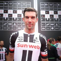 28-06-2017: Wielrennen: Tour Sunweb persmoment: Dusseldorf<br />Albert Timmer