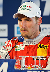 05.06.2011, Red Bull Ring, Spielberg, AUT, DTM Red Bull Ring, im Bild Martin Tomczyk, (GER,  Audi Sport Team Phoenix) bei der PK zum Rennen // during the DTM race on the Red Bull Circuit in Spielberg, 2011/06/05, EXPA Pictures © 2011, PhotoCredit: EXPA/ S. Zangrando