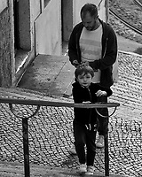 Morning Walkabout in Lisbon. Image taken with a Fuji X-T3 camera and 80 mm f/2.8 macro lens