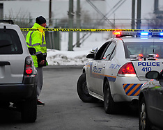 Police Involved Shooting - Allentown, PA 2-23-15