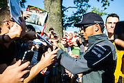 September 4-7, 2014 : Italian Formula One Grand Prix - Lewis Hamilton (GBR), Mercedes Petronas