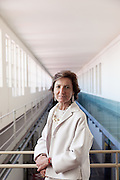 Trivero, Anna Zegna at Zegna Factory
