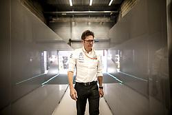 August 31, 2019, Spa-Francorchamps, Belgium: Motorsports: FIA Formula One World Championship 2019, Grand Prix of Belgium, ..Andrew Shovlin (GBR, Mercedes AMG Petronas Motorsport) (Credit Image: © Hoch Zwei via ZUMA Wire)