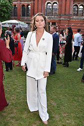 Bea Fresson at the Victoria & Albert Museum's Summer Party in partnership with Harrods at The V&A Museum, Exhibition Road, London, England. 20 June 2018.