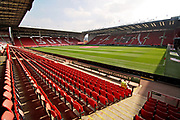 A general view of the stadium before the EFL Sky Bet Championship match between Sheffield United and Bristol City at Bramall Lane, Sheffield, England on 30 March 2019.